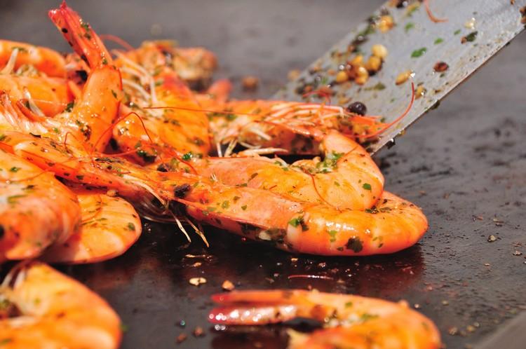 crevettes-plancha