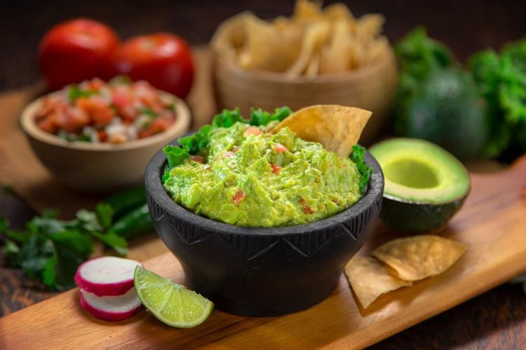 guacamole-healthy