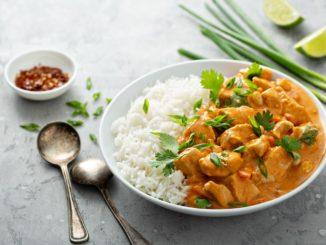 poulet-curry-riz