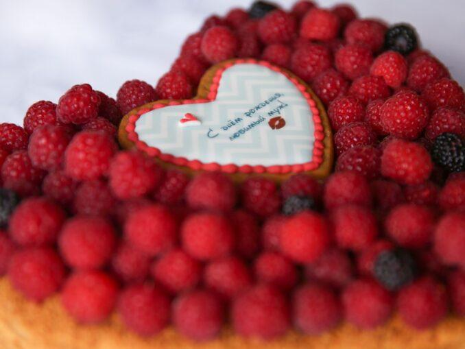 Dessert Saint-Valentin